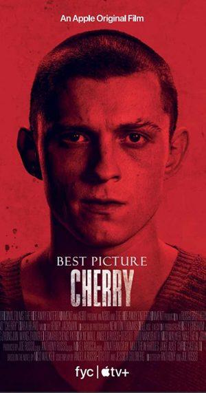 cherry film poster 2021