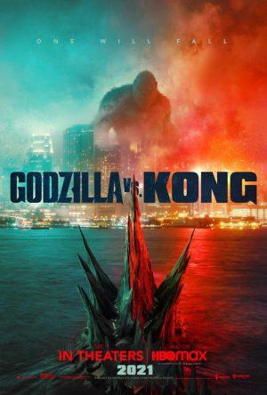 godzilla vs kong film poster 2021