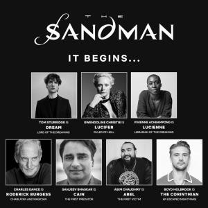 sandman serie netflix cast