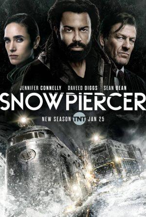 snowpiercer stagione 2 serie poster 2021