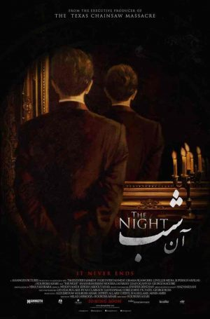 the night film 2021 poster