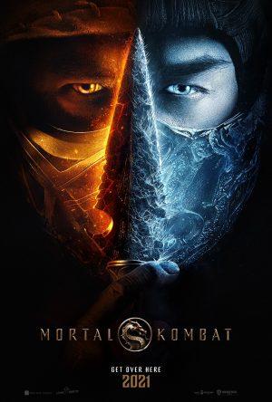 MORTAL KOMBAT - Poster film 2021