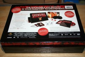 Showgirls VIP DVD limited