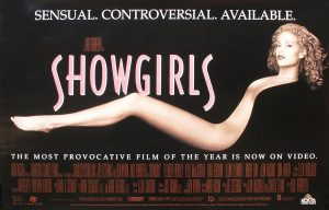 Showgirls poster USA