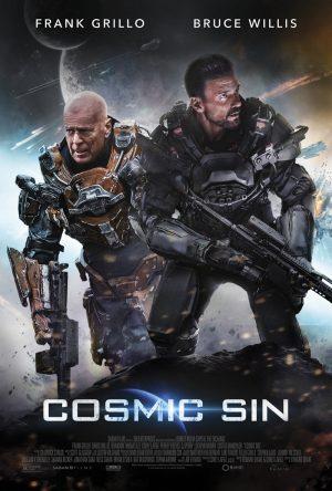 cosmic sin film 2021 poster