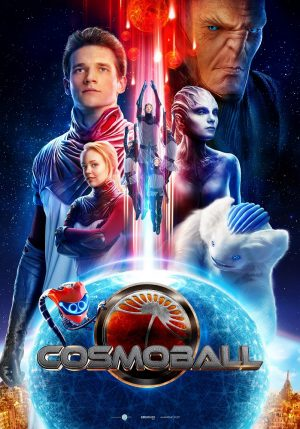 cosmoball film poster 2020