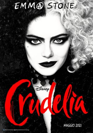 crudelia film poster 2021