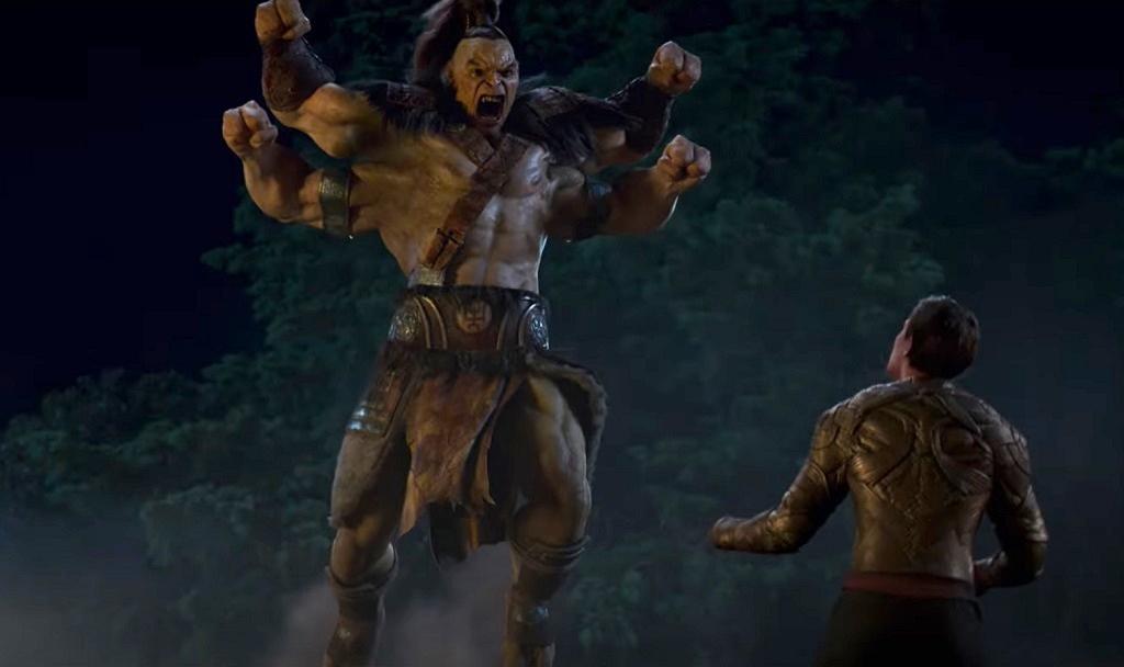 Mortal Kombat 2021 i personaggi