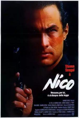 nico film poster seagal