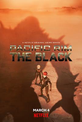 pacific Rim - La Zona Oscura (serie animata Netflix) poster