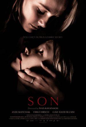 son film horror Ivan Kavanagh 2021 poster