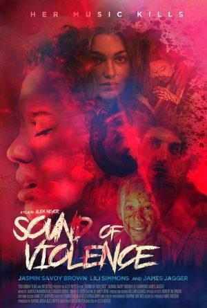 sound of violence film poster 2021