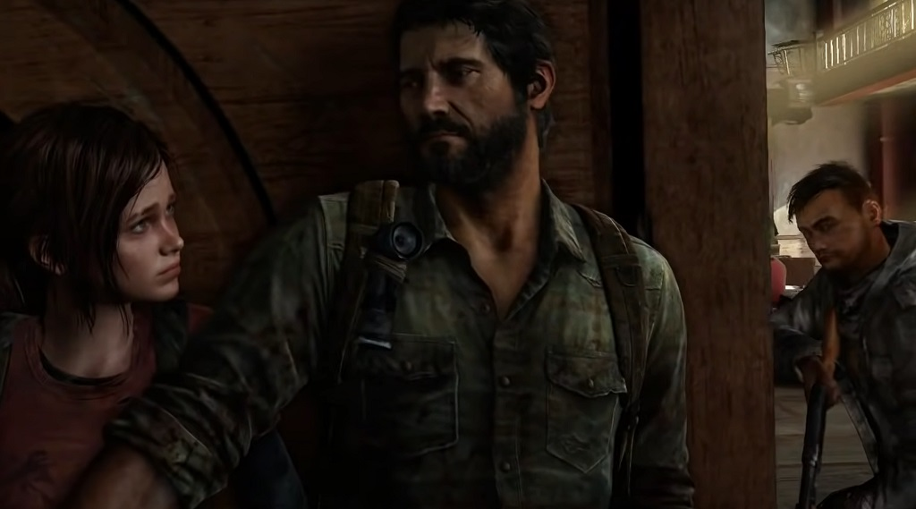the last of us videogame part I