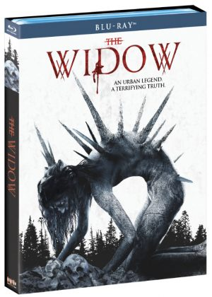 the widow film horror 2021 poster