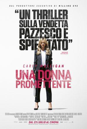 una donna promettente poster ITA film