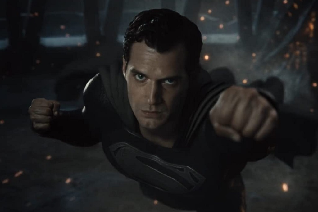 Henry Cavill in Zack Snyder's Justice League (2021) superman