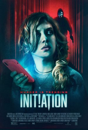 Initiation film horror poster 2021