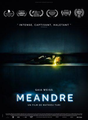 Meandre film poster 2021