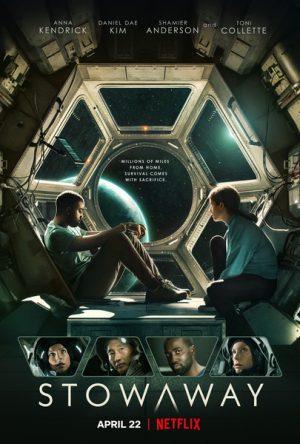estraneo a bordo netflix film poster