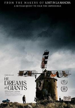 he dreams of giants poster