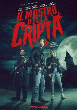 il mostro della cripta film poster