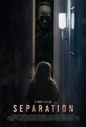 separation film horror poster 2021