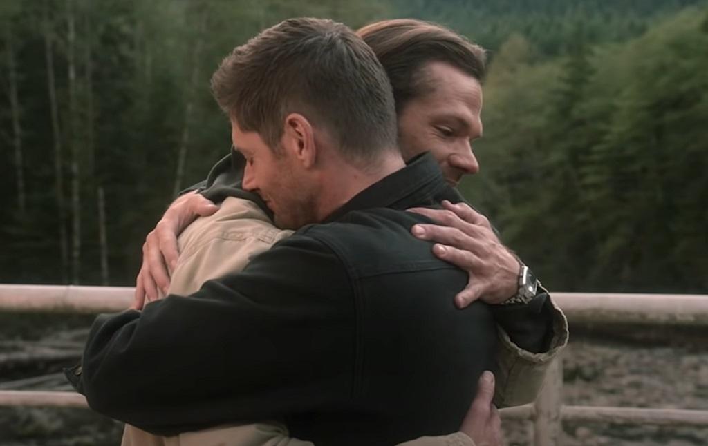 supernatural serie finale