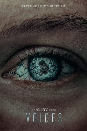 the voices film 2021 poster horror