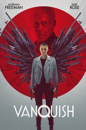vanquish film 2021 poster