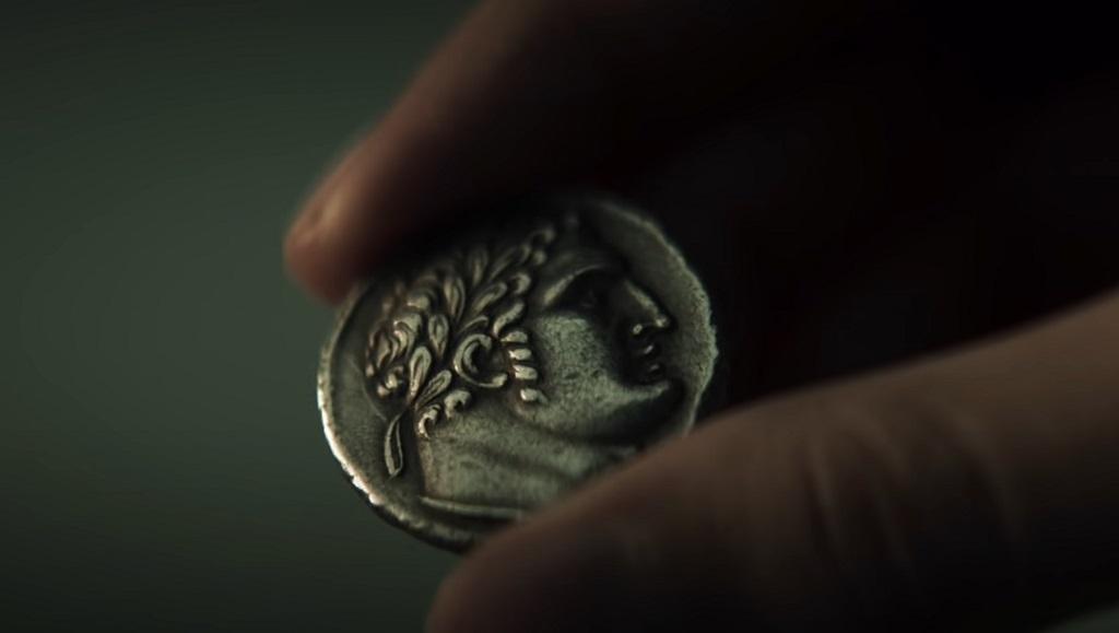 30 coins - 30 monedas serie de la iglesia