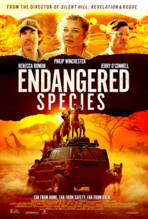 Endangered Species film poster 2021