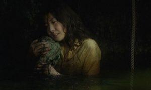 Nanako Matsushima in Ringu (1998) film