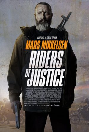 Riders of Justice film poster 2021
