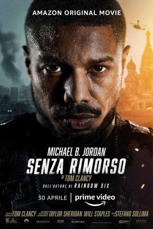 Senza Rimorso film poster 2021