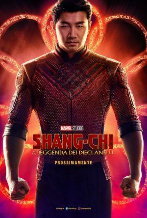 Shang-Chi e la Leggenda dei Dieci Anelli film poster 2021