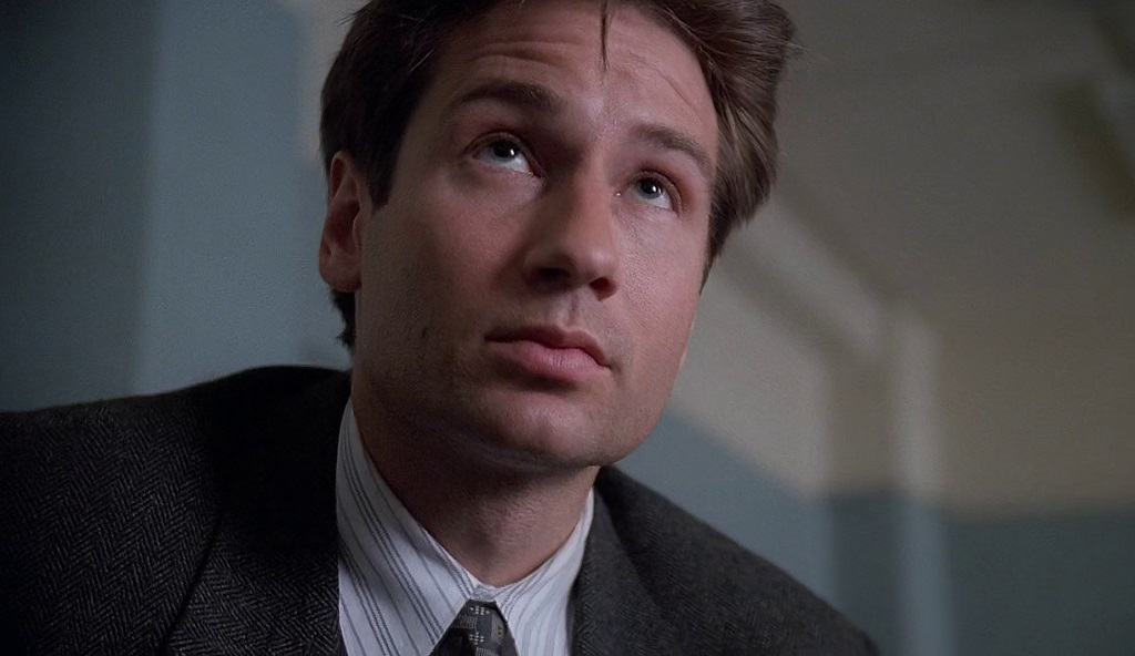 X-Files David Duchovny serie