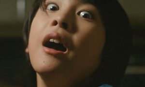 Yûko Takeuchi in Ringu (1998) film