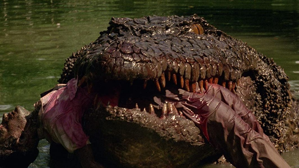 killer crocodile film 1989