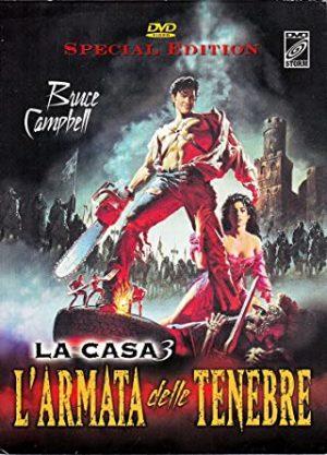 l'armata delle tenebre cover dvd ITA
