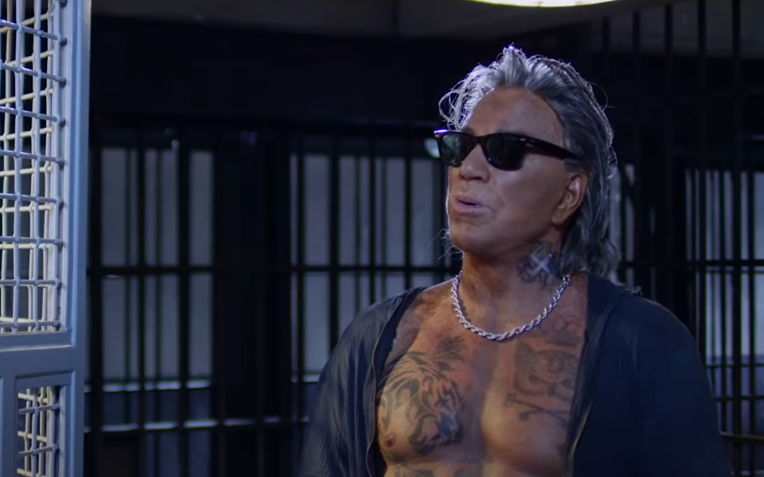 2021 mickey rourke What Happened