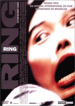 ring ringu poster film