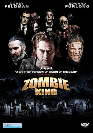 the zombie king film horror poster