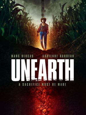 unearth film poster 2020