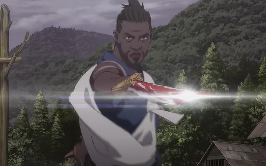 yasuke anime 2021 netflix
