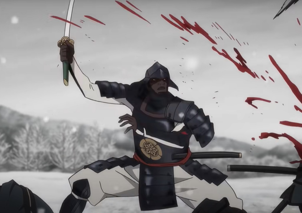 yasuke serie netflix 2021 anime