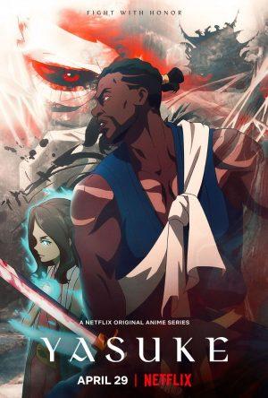yasuke serie netflix 2021 poster