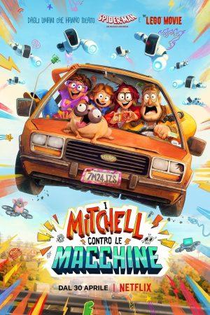 I Mitchell contro le macchine (2021) poster