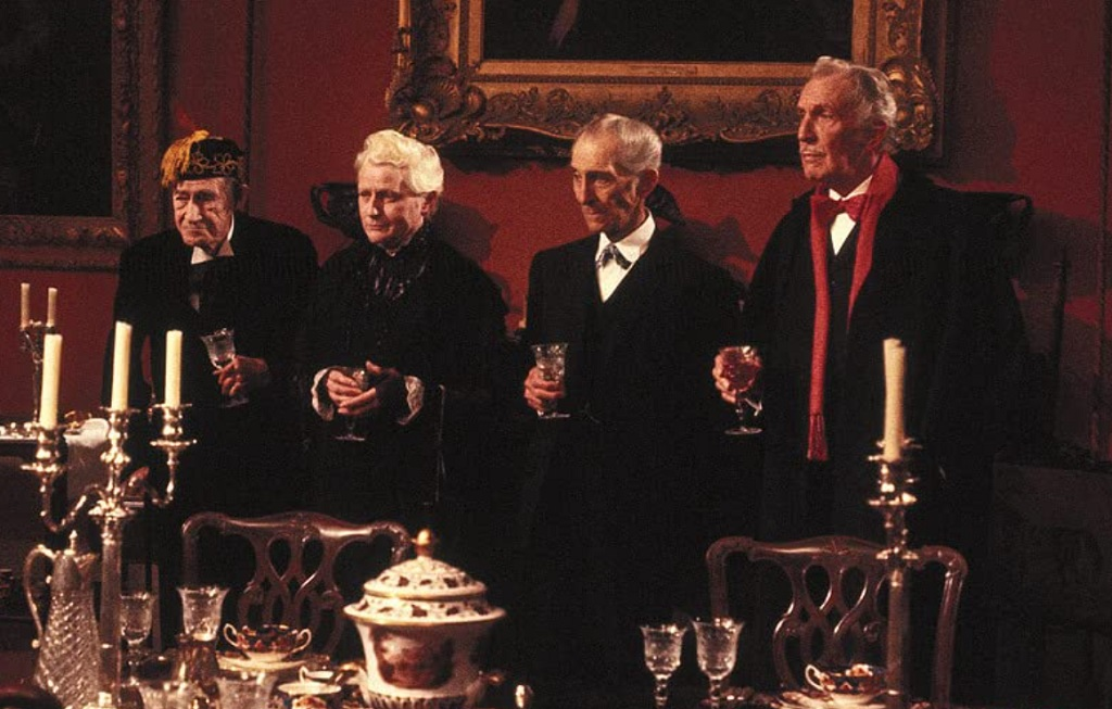 La Casa delle Ombre Lunghe film 1983