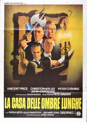 La Casa delle Ombre Lunghe film poster