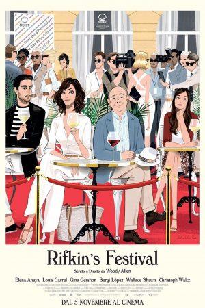 Rifkin's Festival (2020) film poster